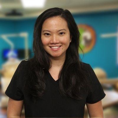 Dr. Nguyen is a kids dentist at Triad Kids Dental